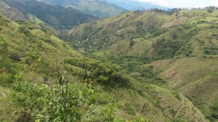 Beautiful Vilcabamba Valley